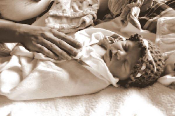 photo of little Kreedence