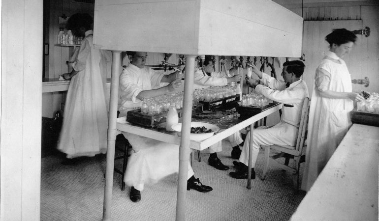 Historic Milk Lab
