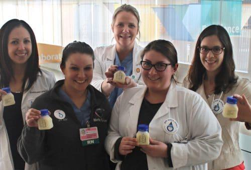 New Hospital Donor Milk Program in CT