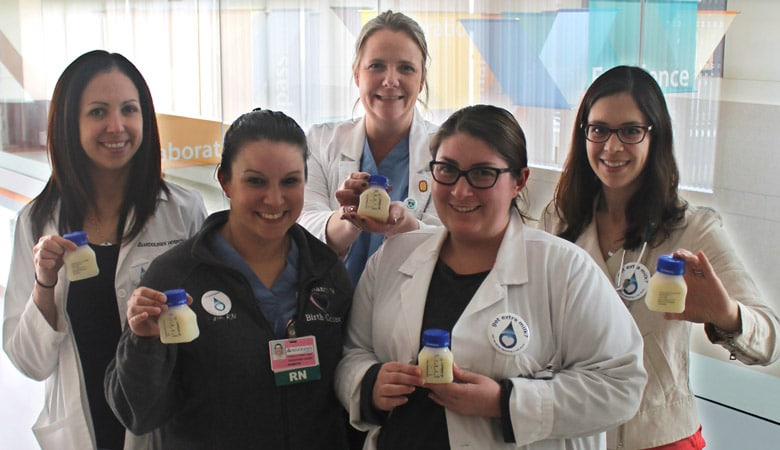 New Hospital Donor Milk Program in CT