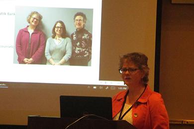 Morgan at Symposium 2017