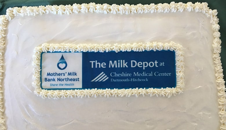 Delicious Cheshire depot cake
