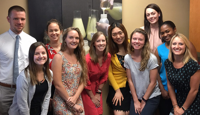 MGH dietetic interns