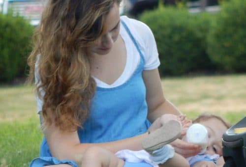 Baby Lucia's Story