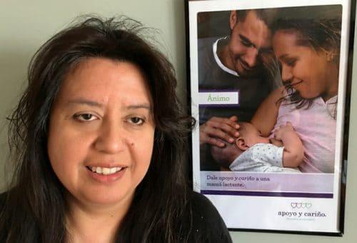 las donantes latinas de leche materna