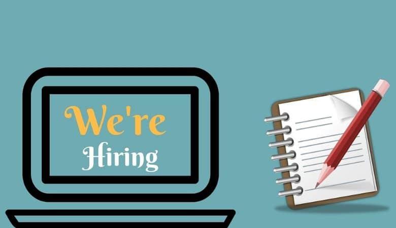 Communications Assistant job listing