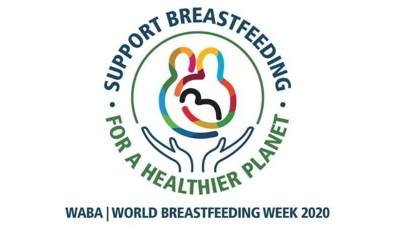 World Breastfeeding Week 2020: Support Breastfeeding for a Healthier Planet