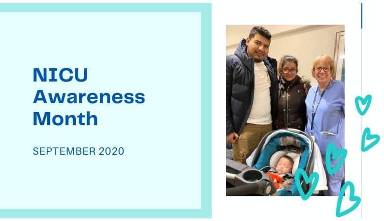 NICU Awareness Month