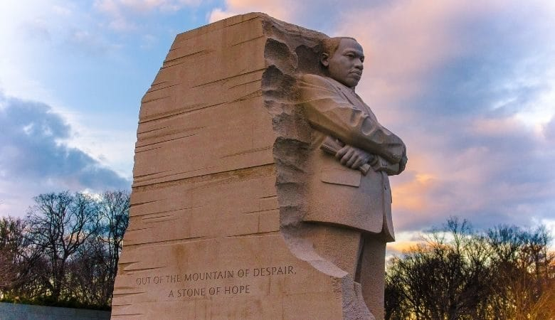 Call to action on MLK Day