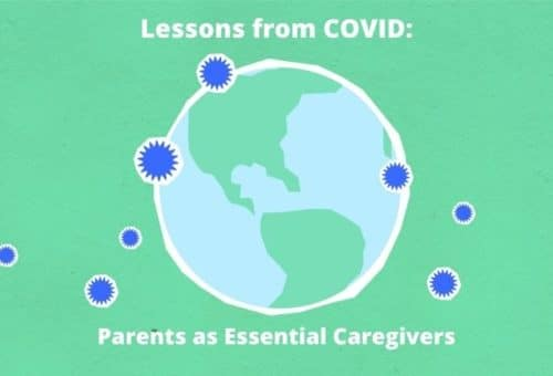 parents as essential caregivers