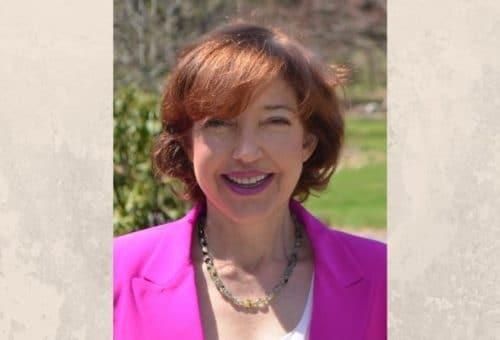 Interim Executive Director Sarah Bingman Schott