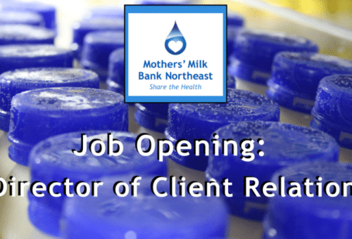 Job Opening: Client Relations